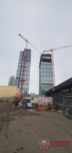 High Rise Construction - 2