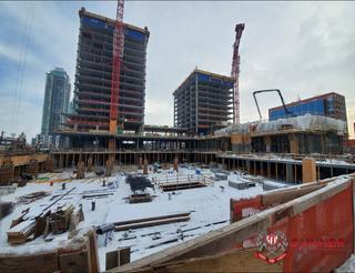 High Rise Construction - 4